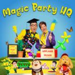 Magic Party HQ - Professor Potty and Magic Wanda provide the entertainment