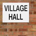 Village halls can make great children's part venues
